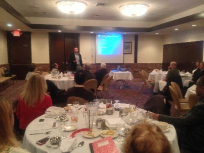 Dean Heasley presentation